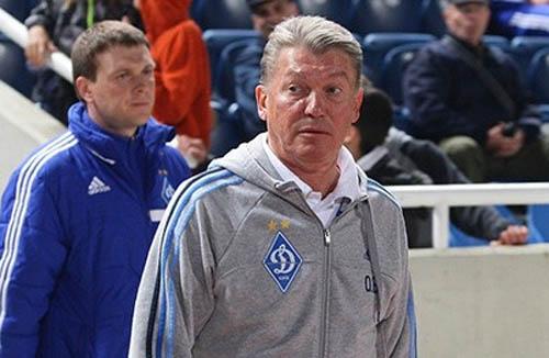 Олег БЛОХИН: «Футбол – такая штука, не всегда получается»