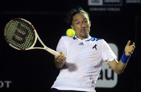 Долгополов – первый полуфиналист турнира в Мексике