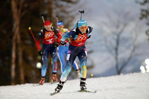 Віта Семеренко – найкраща спортсменка лютого