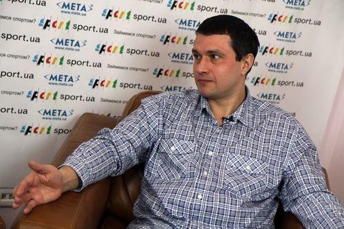 Роберто Моралес в гостях у Sport.ua