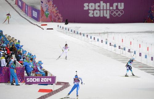 Сочи-2014. По биатлонным следам Олимпиады