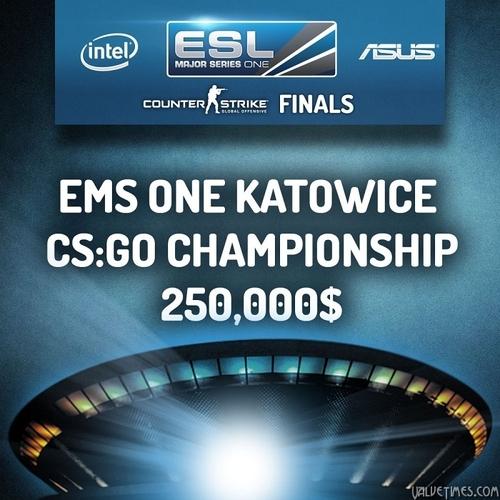 Команда Na`Vi по CS:GO прошла в финалы EMS One Katowice!