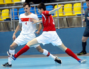 Третья победа Локомотива над ЛТК, и вновь в один мяч
