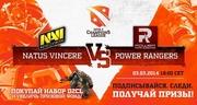 D2CL: Natus Vincere против Power Rangers