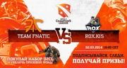 D2CL: Fnatic против RoX.KIS