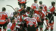 Донбасс вышел в плей-офф с рекордом КХЛ