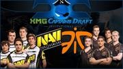 XMG: Natus Vincere против Fnatic