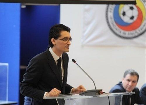 Федерацию футбола Румынии возглавил 29-летний функционер
