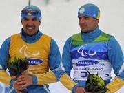 Первое Паралимпийское «золото» Украины!