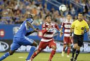 Форвард Динамо дебютировал в MLS