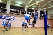 Сумские волейболисты дважды побеждают в Донецке