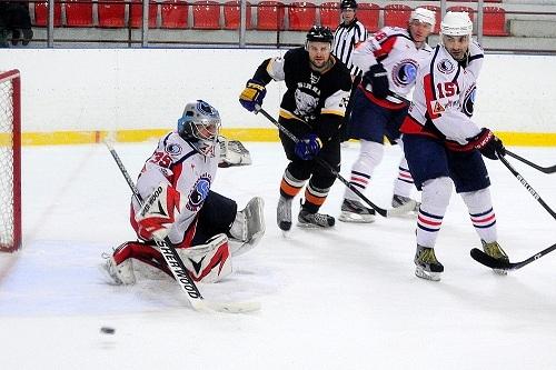 Белый Барс обыграл Компаньон в третьей финальной игре