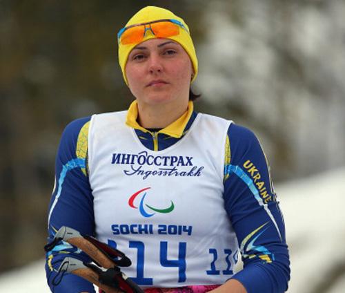 Людмила Павленко – бронзовый призер Паралимпиады в Сочи