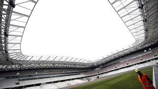 В воскресенье в Ницце откроют новый стадион под Евро-2016