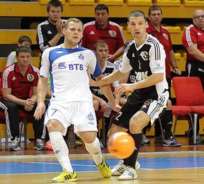 Синара против Динамо: два мира в классике российского мини