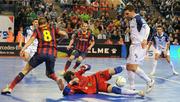 Кубок Испании: легкая прогулка Барселоны Алуспорт