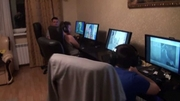 Тренировочная база Natus Vincere по CS:GO