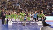 Кубок Испании: Интер Мовистар спустя 5 лет выигрывает трофей