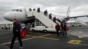 Донбасс прибыл в Братиславу