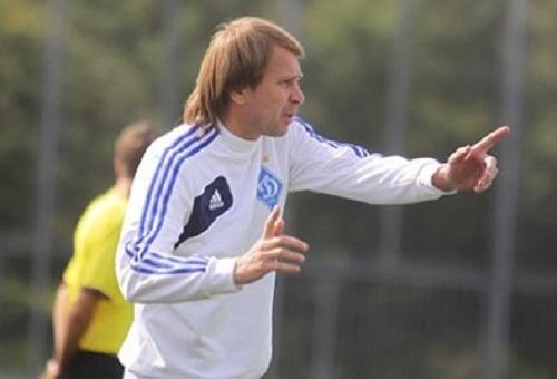 Тренер Динамо получил диплом категории PRO