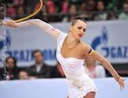 Анна Ризатдинова - бронзовый призер этапа Кубка мира