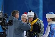 Вита Семеренко - лучшая спортсменка Украины в феврале