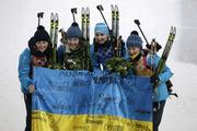 Украинские олимпийцы пока без квартир, но с надеждой