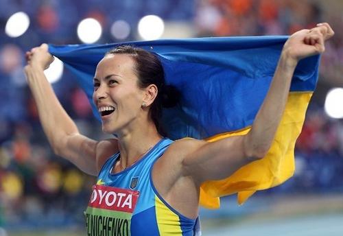 Анна Мельниченко названа спортсменкой года в Украине
