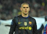 Вальдес может остаться в Барселоне