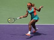 Серена Уильмс вышла в финал турнира в Майами