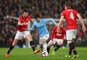 Давид Сильва может пропустить матч против Арсенала
