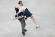 Каппеллини/Ланотте лидируют в борьбе танцевальных пар на ЧМ