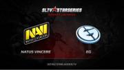 StarLadder X: Natus Vincere против Evil Geniuses ONLINE