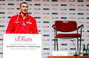 Пулев не пришел на пресс-конференцию перед боем с Кличко