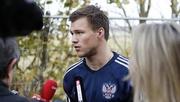 Максим КАНУННИКОВ: Никакого давления в сборной не ощущается