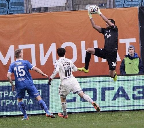 Владимир ГАБУЛОВ: «Динамо должно было забивать трижды»