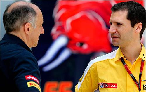 Франц ТОСТ: «В Renault найдут решение»