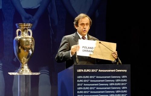 8 лет назад УЕФА определился с хозяевами Евро-2012