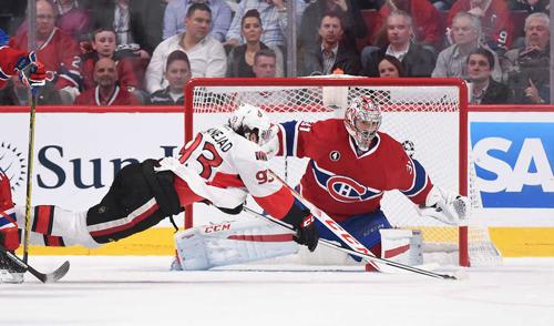 НХЛ. Монреаль уходит в отрыв. Матчи пятницы