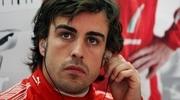 Алонсо нацелился на топ-10 в квалификации Гран При Испании