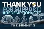 The Summit 3 Redemption Vote: поражение или победа?