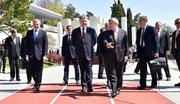 Президент Украины встретился с главой МОК