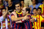 Кубок УЕФА:40-я минута – счастье Барселоны, печаль Спортинга