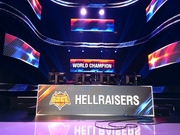 HellRaisers - чемпионы Wargaming League 2015!