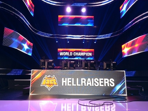 HellRaisers - чемпионы Wargaming League 2015!