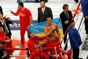Владимир Кличко повторил достижение легендарного Джо Луиса