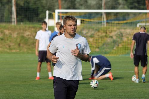 Александр СЫТНИК: «Будем стараться выйти в финал Кубка»