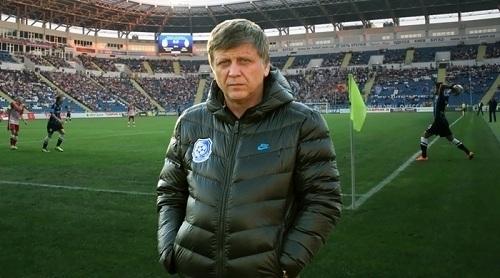 Сергей КЕРНИЦКИЙ: «Игра в Днепре? Без комментариев»