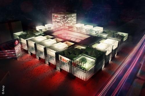 Милан сделал еще один шаг к постройке нового стадиона