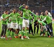 Вольфсбург разгромил Арминию и вышел в финал Кубка Германии